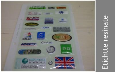 Etichette Adesive Personalizzate Padova